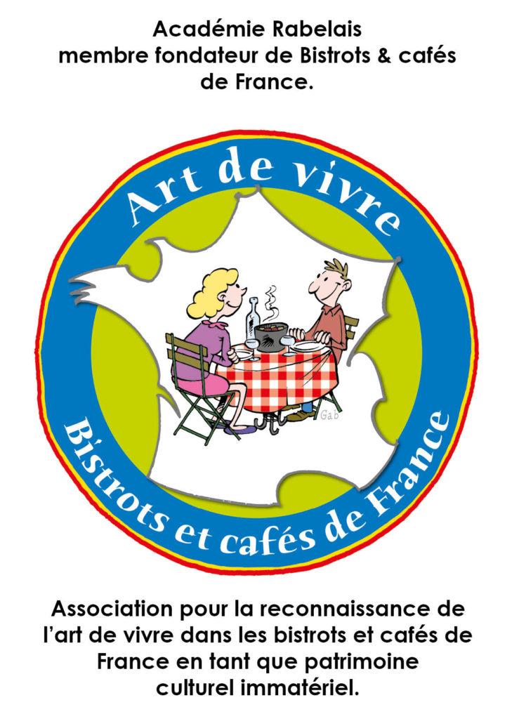 Cafés et bistrots de France